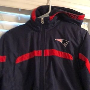 Winter coat, NFL team apparel